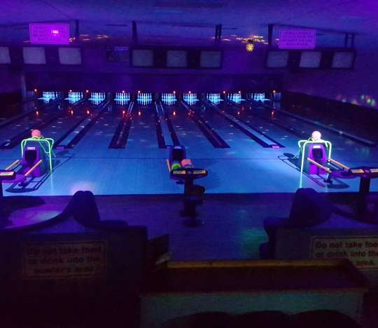 Cosmic Bowling Saturday 2nd December 6pm – Close